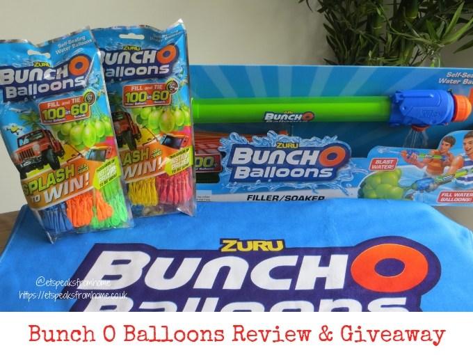 Zuru Bunch O Balloons review