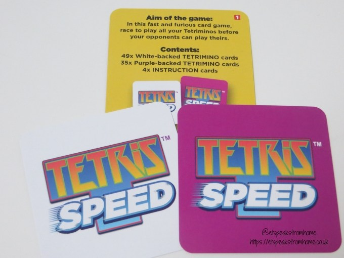 world tetris day speed cards