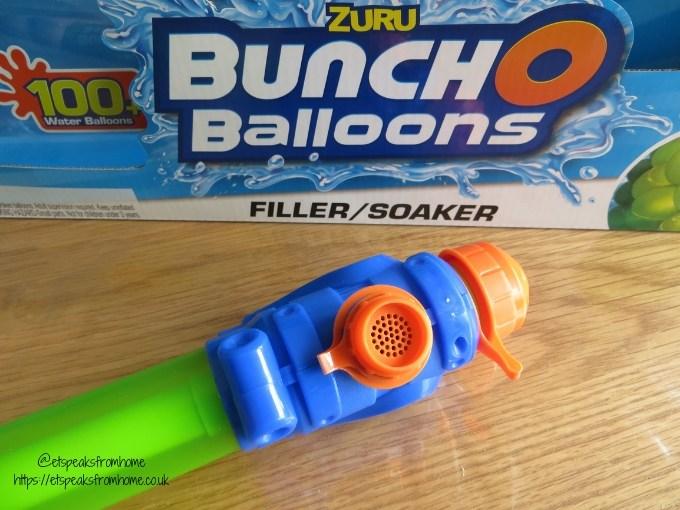 zuru bunch o balloons water inlet