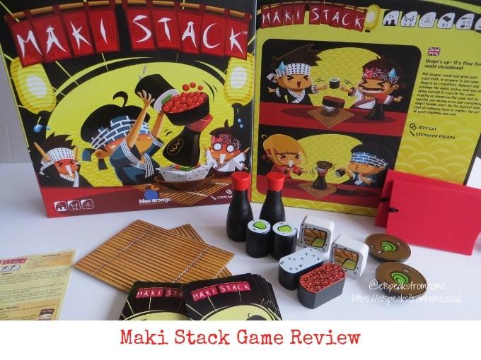 Maki Stack Game Review