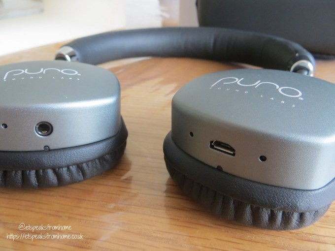 PuroQuiet Headphone charger