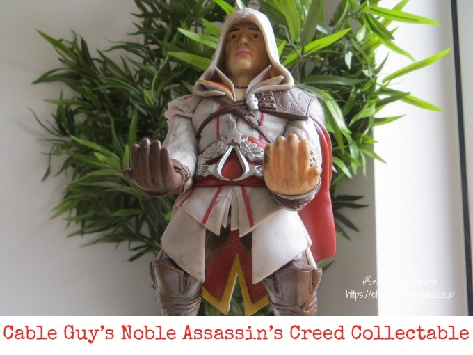 Cable Guy's Noble Assassin's Creed Collectable
