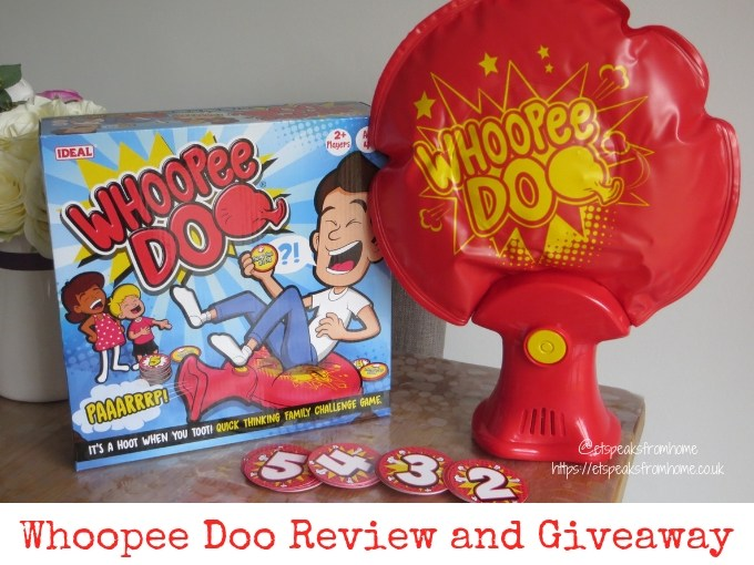 Whoopee Doo Review and Giveaway