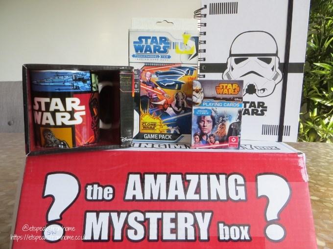amazing mystery box items