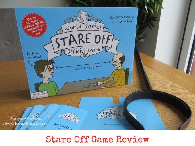 stare off game review