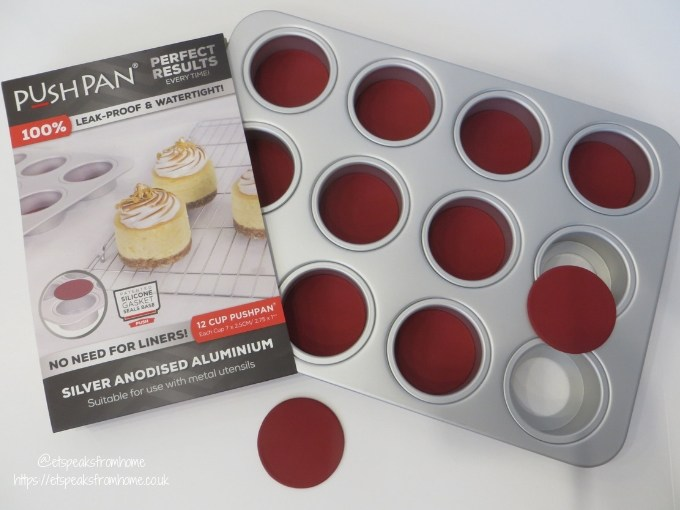 baking with plasticboxshop cupcake tray