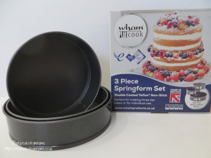 baking with plasticboxshop three tiers