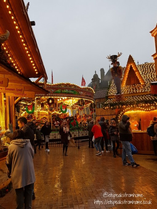 celebrate christmas in birmingham market