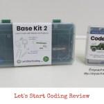 lets start coding