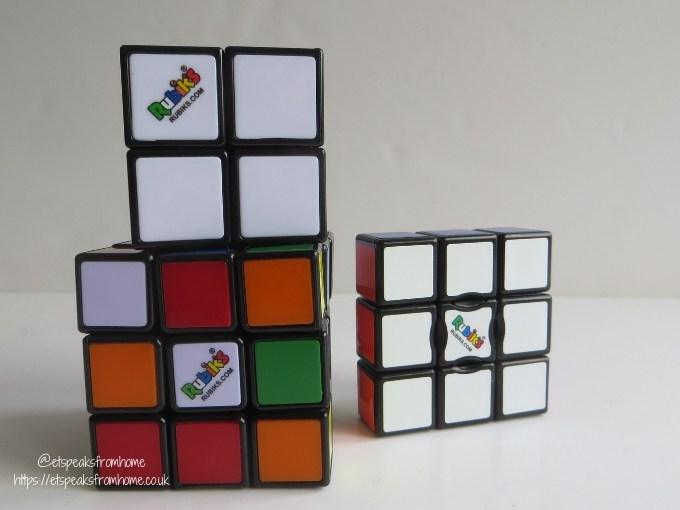 rubik's orginal squares