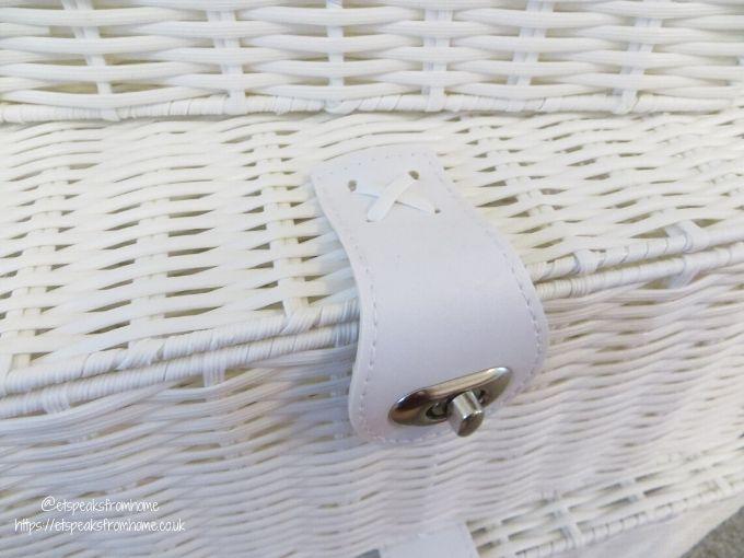 Arpan Set of 3 Baskets lock