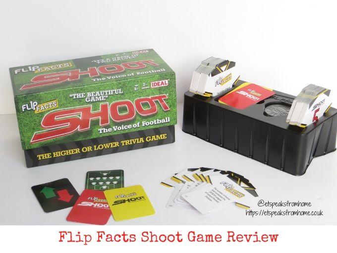 Flip Facts Shoot Review & Giveaway