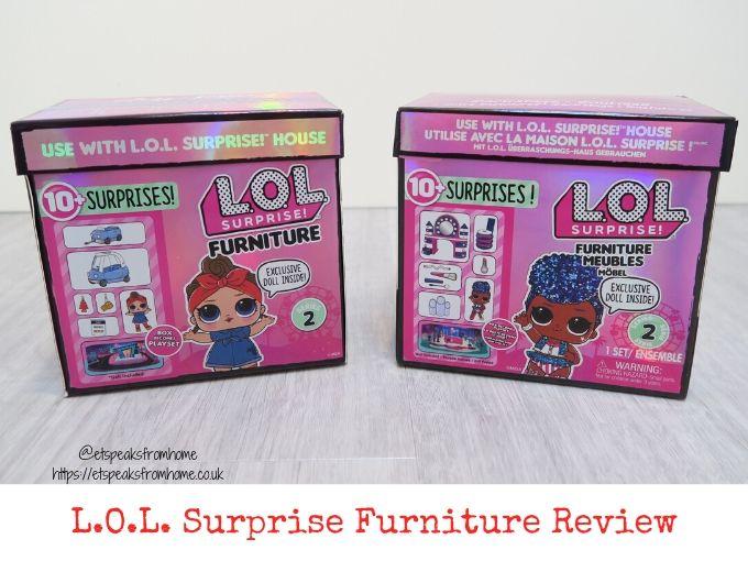 lol surprise furniture review