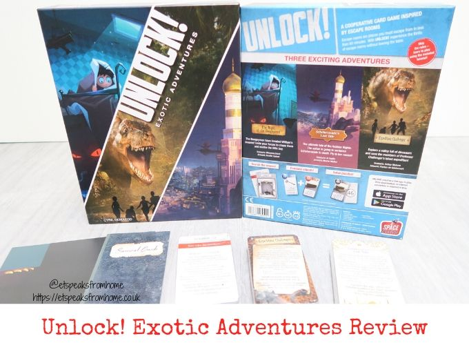 unlock exotic adventures review