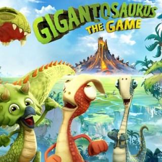 Gigantosaurus The Game blog Review