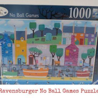 Ravensburger No Ball Game review