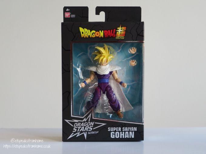 dragon ball Super Saiyan Gohan