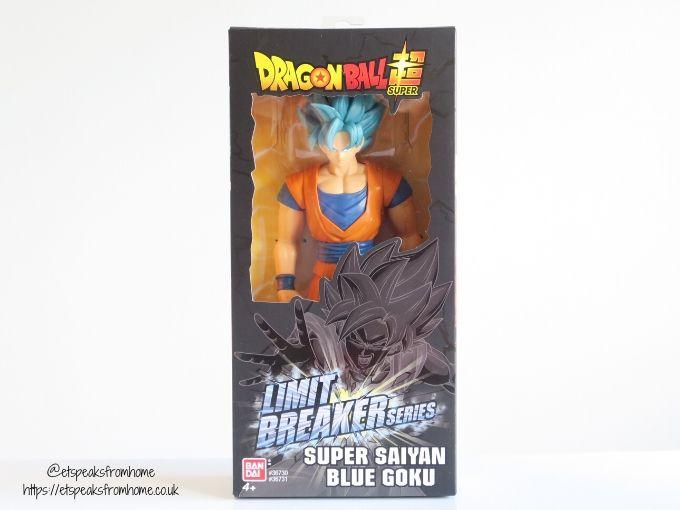 dragon ball limit breaker Super Saiyan Blue Goku