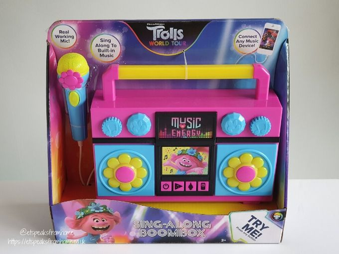Trolls World Tour music box