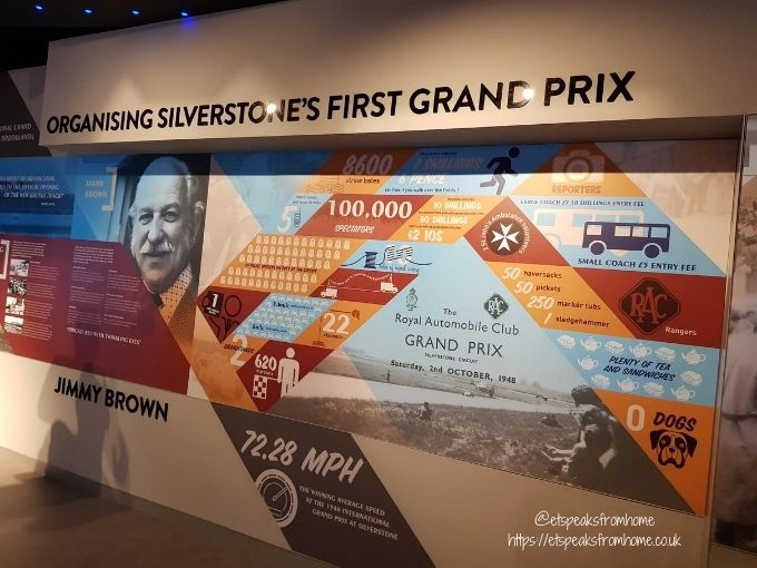 The Silverstone Experience history