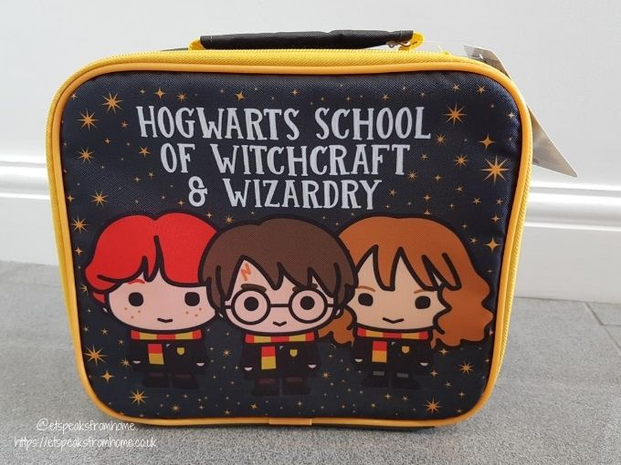 back to hogwarts lunch box