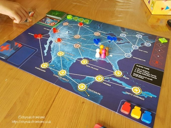 pandemic hot zone north america playing