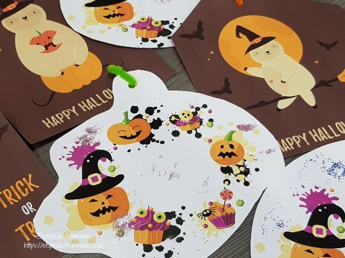 Halloween Craft with Design Bundles banner