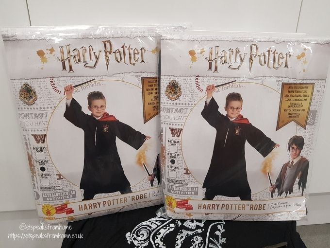 Wizarding World Dark Arts collections rode
