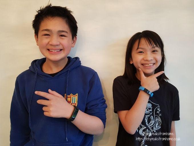 fourfit mini 2 & mini fitness band review