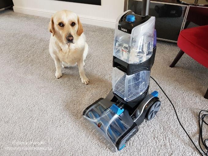VAX Platinum SmartWash Carpet Washer