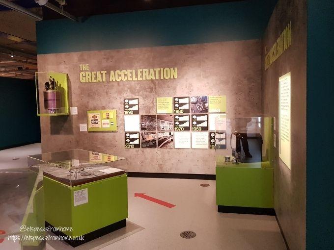 Thinktank Birmingham Science Museum gallery