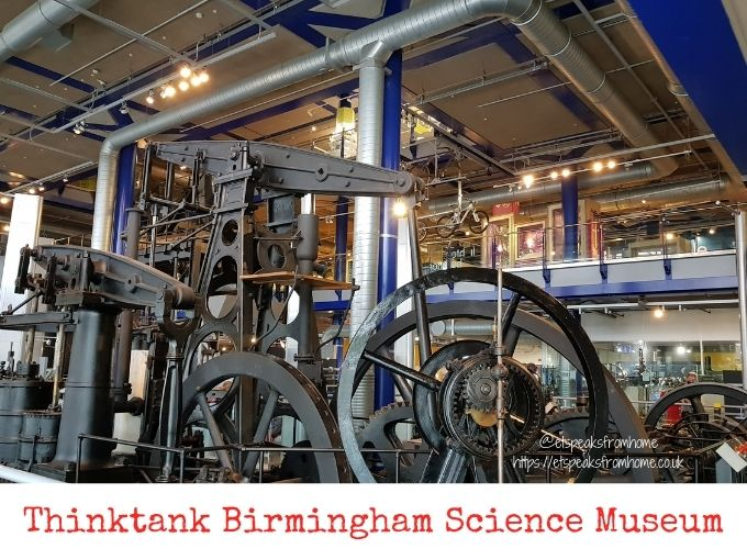Thinktank Birmingham Science Museum