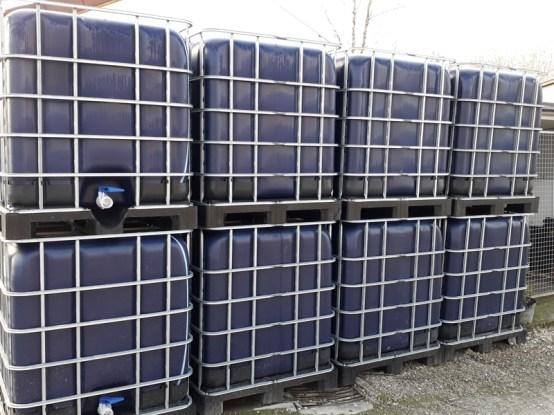 Arrivage cuve à eau disponible à la vente chez ETS Thomas dans le Loir et Cher