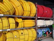 Tuyau évacuation PVC disponible à la vente chez ETS THOMAS près de Romorantin