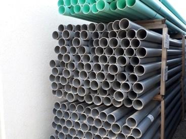 Tuyau PVC évacuation disponible à la vente chez ETS THOMAS près de Romorantin