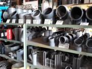 Coude tuyau d'évacuation en PVC en vente chez ETS Thomas à Châtillon sur Cher