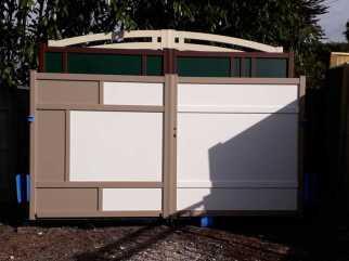 Divers portails alu chez Ets Thomas en région Centre