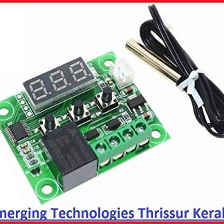 TEMPERATURE SENSORS AND CONTROLLERS