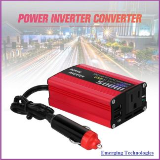 DC TO AC MODULES (INVERTER)