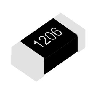 1206 SMD PACKAGE RESISTORS