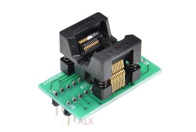 0.65mm Pitch SSOP20 TSSOP20 to DIP20 Programming Socket IC Test Socket Adapter