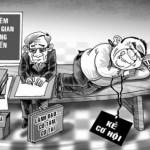リタイヤ年齢を引き上げる法案が国民的議論を呼び起こしている>Proposal to raise retirement age stirs controversy in Vietnam