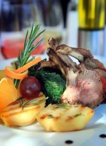 Klasszikus bárányborda recept