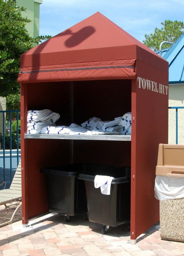 Towel Cabana Hut &t Distributors