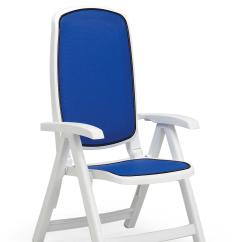 Patio Chair Feet Papasan Measurements Nardi Delta Resin Sling 5 Position Folding | Et&t Distributors
