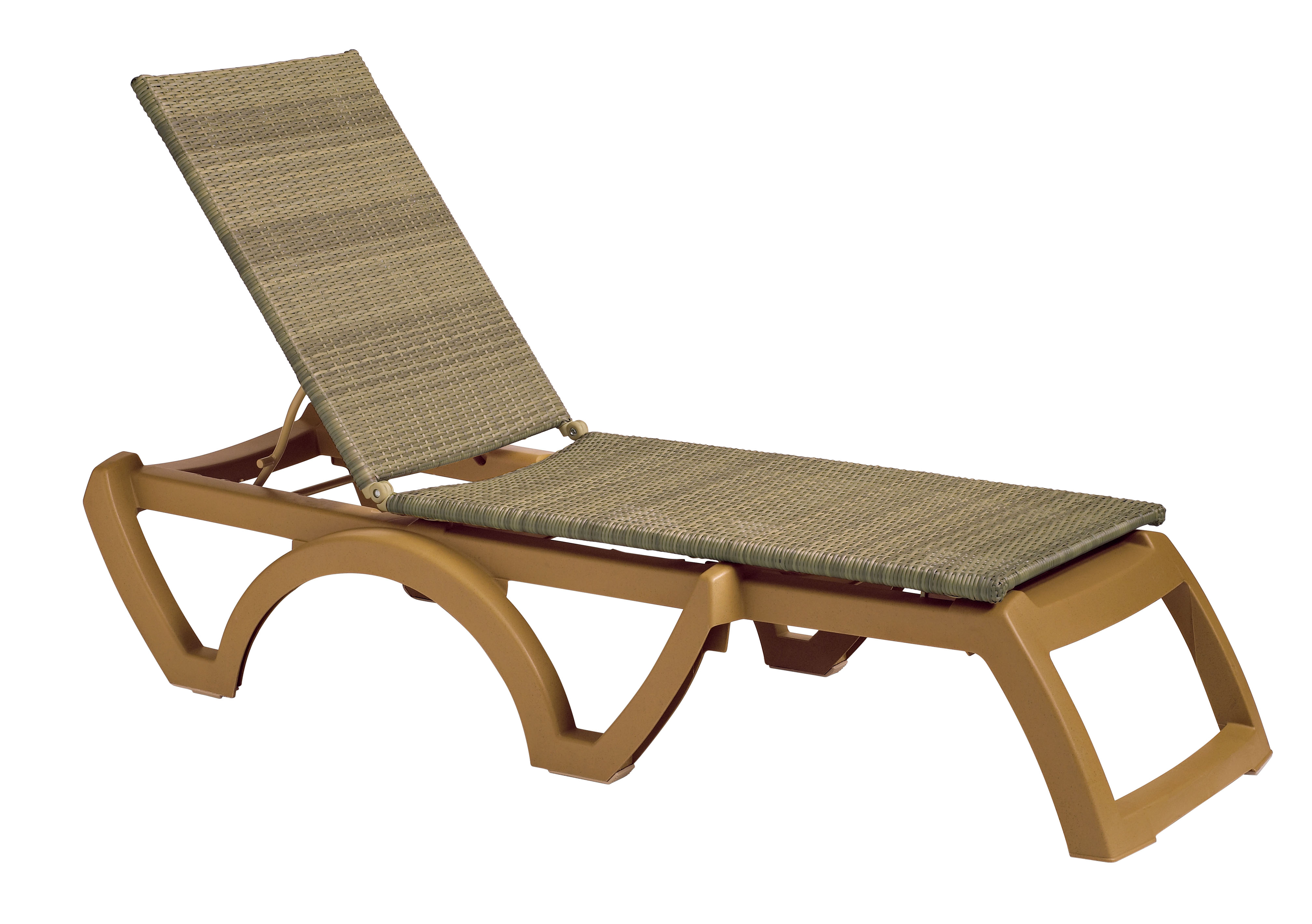 cheap plastic lounge chairs baby blue chair covers new java sling all weather wicker chaise et andt