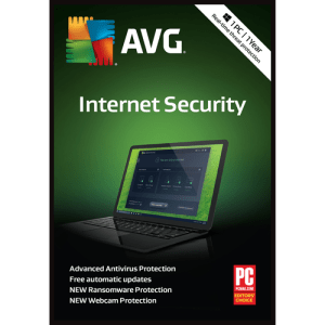 AVG Internet Security 1 User 1 Year Buy Key wordwide 2021