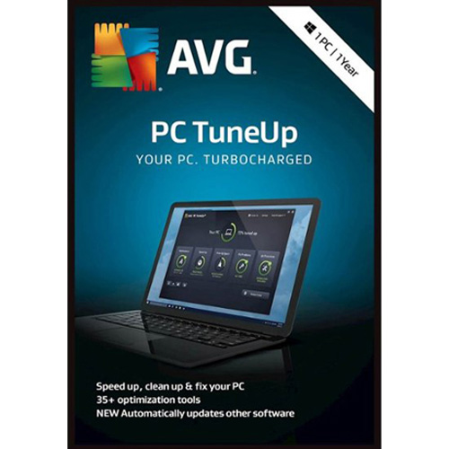 AVG PC TuneUp | 1 User 1 Year | Buy Key wordwide 2021
