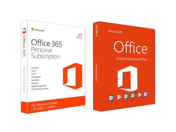 Office 2019 Microsoft 365 for home
