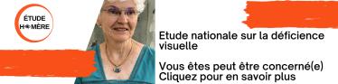 """Bannière Linked In pour l'étude Homère (version avec un sénior en photo et la mention """"cliquez pour en savoir plus"""")"""